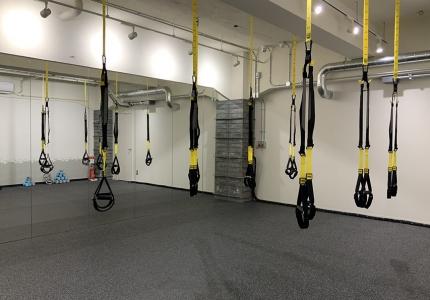AFLのグループトレーニング室