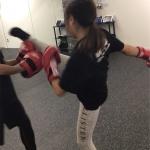 AFLのリズムキックボクシングフィットネスメニューの詳細1